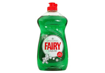 Now with 10% extra fairy!